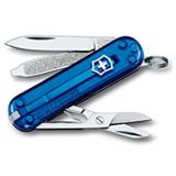 Canivete Classic SD em Blister com 07 Funcoes em ABS e Celidor Azul - Victorinox