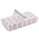 Cesta para Ovos em Plastico Transparente - Electrolux