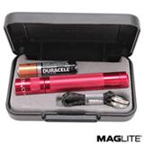 Lanterna Maglite Solitaire com LED Vermelha
