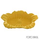 Travessa Acervo Panelinha Campestre Curcuma em Ceramica com 42,5cm