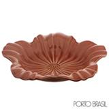 Travessa Acervo Panelinha Campestre Pimenta-Rosa em Ceramica com 32 cm