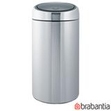 Lixeira Touch Bin em Aco Inox com 45 Litros de Capacidade - Brabantia