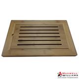 Tabua para Pao em Bambu com 38x25 cm - Maxwell amp; Williams