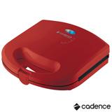 Sanduicheira Minigrill Colors Cadence Vermelha - SAN231