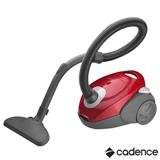 Aspirador de Po Cadence Max Clean 1400 com Saco de Po - ASP503