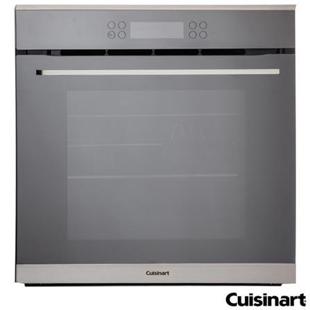Forno Eletrico de Embutir Prime Cooking Cuisinart com Capacidade de 74 Litros