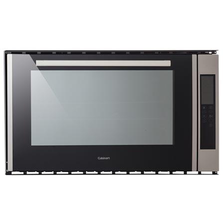 Forno Eletrico de Embutir Prime Cooking Cuisinart com Capacidade de 125 Litros - F948-105STIX