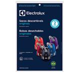 Kit c/ 3 Sacos Descartaveis Electrolux p/ Aspiradores de Po - SBEBE