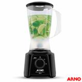 Liquidificador Arno Power Mix com 02 Velocidades e Jarra com 2 Litros - LQ10