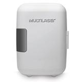 Mini geladeira 04L Multilaser Branca-TV009
