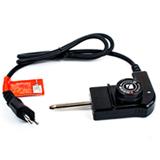 Termostato Cadence Bivolt 1 Metro com Plug 3 Pinos de 4 mm compativel com PAN610-611, simples, pratico e funcional.