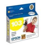 Cartucho de Tinta Amarelo 14ml T103420 AL CX 1 UN Epson