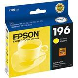 Cartucho de Tinta Amarelo 4ml T196420 CX 1 UN Epson