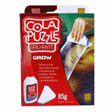 Cola Puzzle Brilhante - Grow