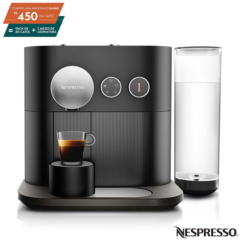Cafeteira Nespresso Expert