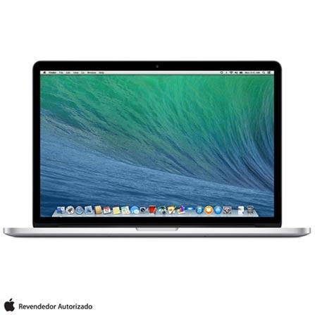 Imagem para MacBook Pro, Intel Core i7 Quad Core, 8GB, 256GB, Tela Retina de 15,4