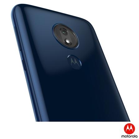 bbf59a08605 Moto G7 Power Azul Navy Motorola com 6,2