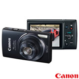 Câmera Digital Canon PowerShot ELPH 150 Preta com 20MP