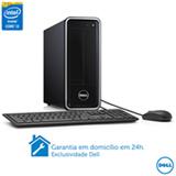 Computador Dell, Intel Core I3-4150, 4GB de memória, 1TB de HD, Intel HD Graphics 4400 - Inspiron 3647