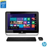 All-in-One HP Pavilion 23-g005br, Intel®  Core™ i5, 8 GB de memória, 1 TB de HD, Tela de 23' Full HD IPS, Windows 8.1
