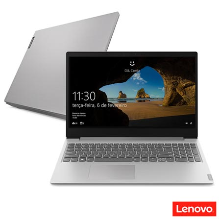 "Notebook Lenovo, Intel® Core™ i5 8265U, 8GB, 256GB SSD, Tela 15,6"", NVIDIA GeForce MX110, Ideapad S145 - 81S9000RBR"