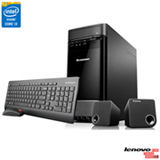 Desktop Lenovo, Intel Core i3-4130, 4GB de Memória, 1TB de HD, Integrada Intel HD Graphics - H50-30G