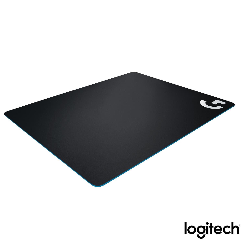 Mouse Pad Rígido para Jogo Preto - Logitech G - G440