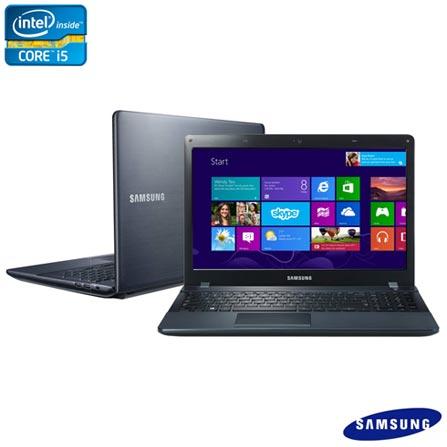 Imagem para Notebook Samsung Ativ Book 2 270E5G-XD1 com Intel Core i5 3230M, LED 15.6, Memória de 8 GB, HD de 1 TB e Windows 8.1 a partir de Fast Shop