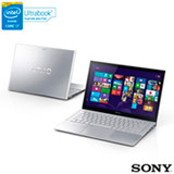 Ultrabook™ Sony Vaio Pro 13, Intel® Core™ i7 4500U, 8GB Memória, 128GB SSD, Tela LED 13,3' Touch