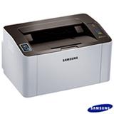 Impressora Samsung a Laser, Monocromática, Wi-Fi, NFC, Branca e Preta - M2020W