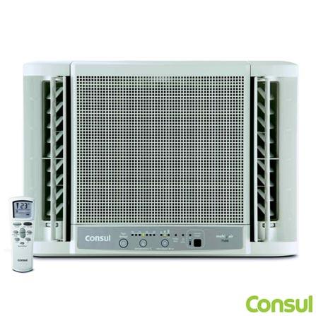 Imagem para Ar Condicionador Consul Janela Multi Air 7500Btus  - CCN07BB a partir de Fast Shop