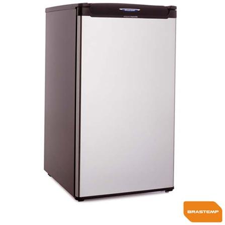 Imagem para Refrigerador Brastemp Compacto 120L Inox - BRC12X a partir de Fast Shop