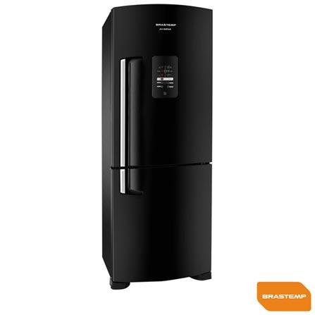 Imagem para Refrigerador Brastemp Ative Inverse, 2 Portas 422L, Frost Free com as Funções Smart Ice e Smart Bar, Preto - BRE50NE a partir de Fast Shop
