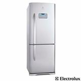 Refrigerador Electrolux 2 portas Frost Free Bottom Freezer Inox 454 Litros - DB52X