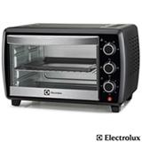 Forno Elétrico de Mesa Electrolux Chef 25 L Preto Inox – EOC50