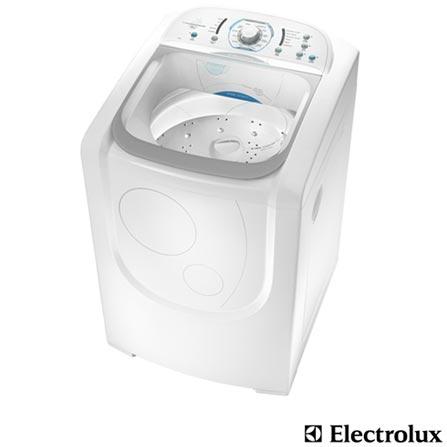 Imagem para Lavadora de Roupa Electrolux 12kg Turbo, 12 Programas de Lavagem, Turbo Secagem, Branco - LP12Q a partir de Fast Shop