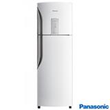 Imagem de Geladeira Panasonic Frost Free Duplex 387 Litros - NR-BT40BD1W