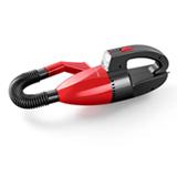 Aspirador Automotivo de Po e Liquidos Multilaser Preto e Vermelho Com Mangueira, Sem Saco Para Po- AU607