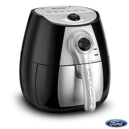 Imagem para Fritadeira Elétrica Air Fryer Ford Preta AFRY400 a partir de Fast Shop