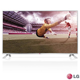 "TV LED LG 32"" HD, Conversor Integrado, 20W RMS, Dolby Digital Decoder, MCI 120 Hz, Entrada USB e HDMI - 32LB560B"