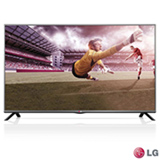 "TV LED LG 49"" Full HD, Conversor Integrado, 10W RMS, Dolby Digital Decoder, MCI 120 Hz, Entrada USB e HDMI  - 49LB5500"