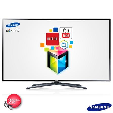 Imagem para Smart TV 3D LED Samsung 46