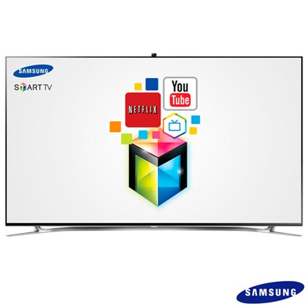 Imagem para Smart TV LED 3D Samsung Full HD 46