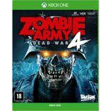 Jogo Zombie Army 4: Dead War - Xbox One