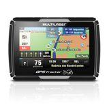 GPS Multilaser para Moto com Tela LCD de 4,3, 4GB e Resistente a Agua - GP040