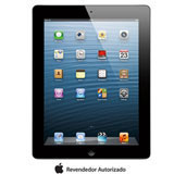 iPad com Tela Retina Apple Preto com 32GB, Tela 9,7', Wi-Fi + 4G, FaceTime, Câmera iSight, Chip Apple A6X Dual Core