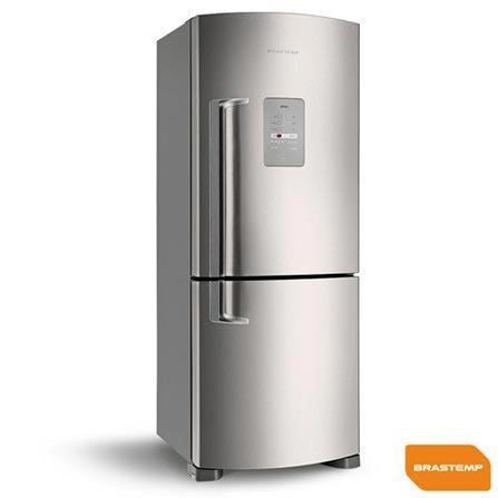 Imagem para Refrigerador Brastemp Inox Freezer Invertido VIVA a partir de Fast Shop