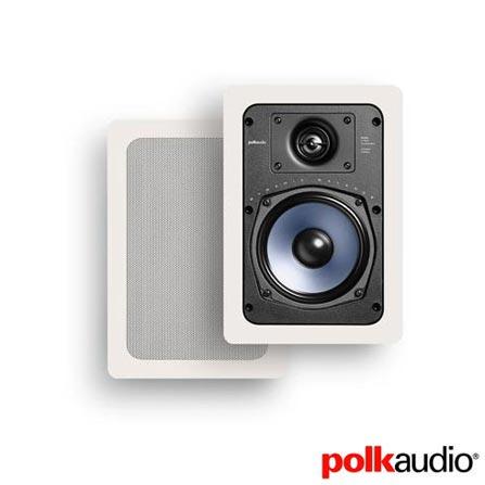 Imagem para Caixa acústica de embutir (par) Polk Audio a partir de Fast Shop