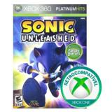 Sonic Unleashed - Xbox-360-One
