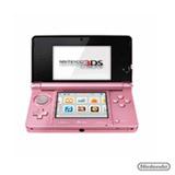 ÚLTIMAS PEÇAS: Console Nintendo 3DS Rosa - 3DSPINK